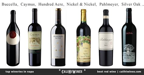 Best Napa Wine Calihiwines Buy The Best Wine From Top Wineries In
