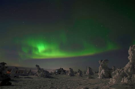 finland northern lights great places to visit and experience the northern lights