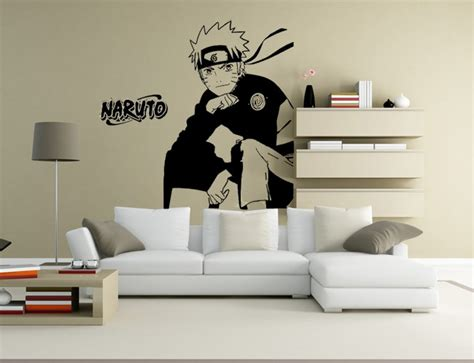 Naruto Bedroom Decor Promotion-shop For Promotional Naruto