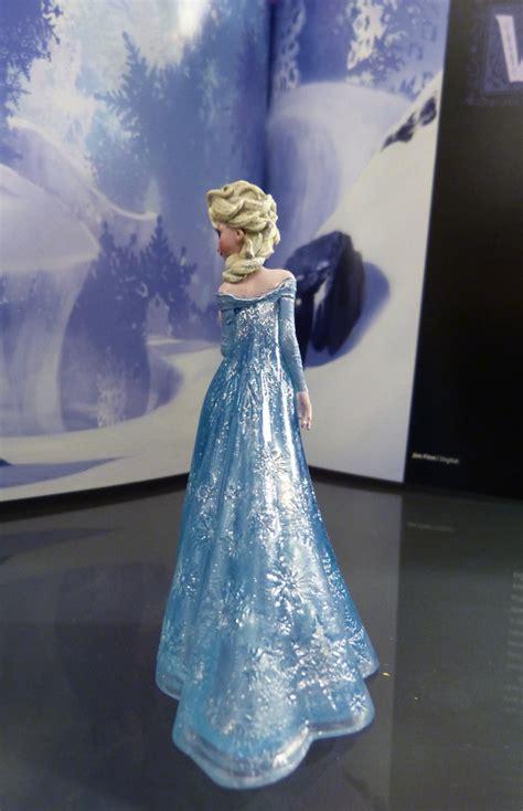 elsa figurine frozen custom 3 by laetiart on deviantart