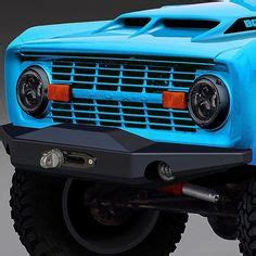 early bronco images   classic ford broncos