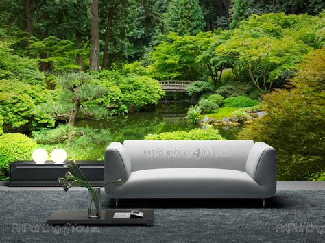 wall murals landscape canvas prints posters japanese