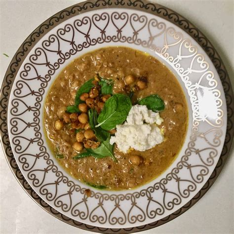 spiced chickpea stew  coconut  turmeric  alison