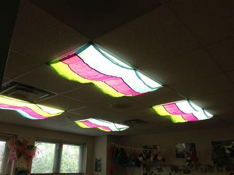 Fluorescent Lights: Fluorescent Light Cover. Decorative