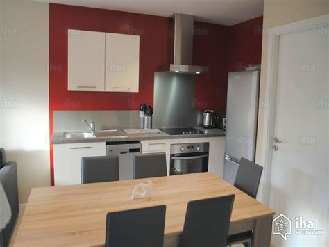 colmar cuisine location gîte appartement à colmar iha 6440