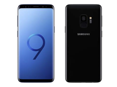 samsung galaxy s9 zoll samsung galaxy s9 notebookcheck externe tests