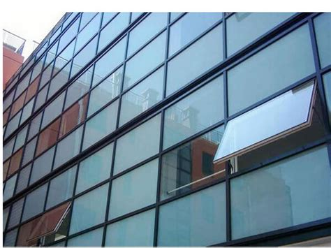 aluminium curtain wall system aluminum sliding window
