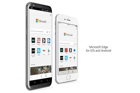 microsoft edge embraces iphone x in update