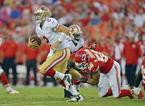 Sf 49ers Vs. San Diego Chargers Week 4 Preseason Live