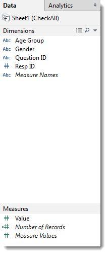 2) Visualizing Survey Data  Data Revelations