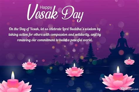 In 2021 vesak is on may 26th (wednesday). Customize Your Own Happy Vesak Day Message Card Online