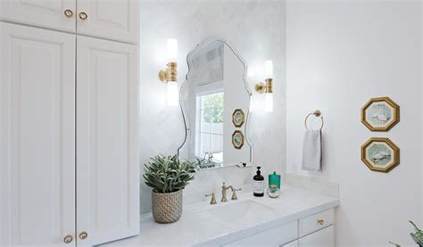 Bathroom Light Fixture Placement