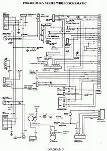 1989 Chevy Truck Fuel Pump Wiring Diagram