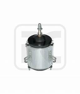 200w 220v 50hz Single Phase Heat Pump Fan Motor For
