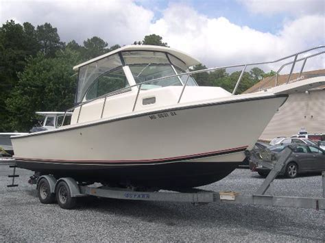 Used Parker Walkaround Boats For Sale by Used Parker Pilothouse Power Boats For Sale Boats