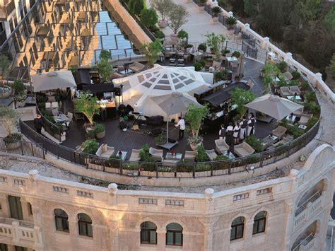 garden terrace restaurants  jerusalem city center
