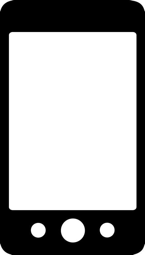 smartphone black and white smartphone clipart black and white clipart panda free