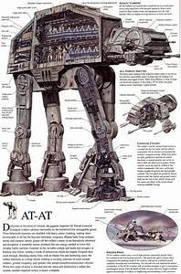 What  No Bathroom   An At-at Cross-section