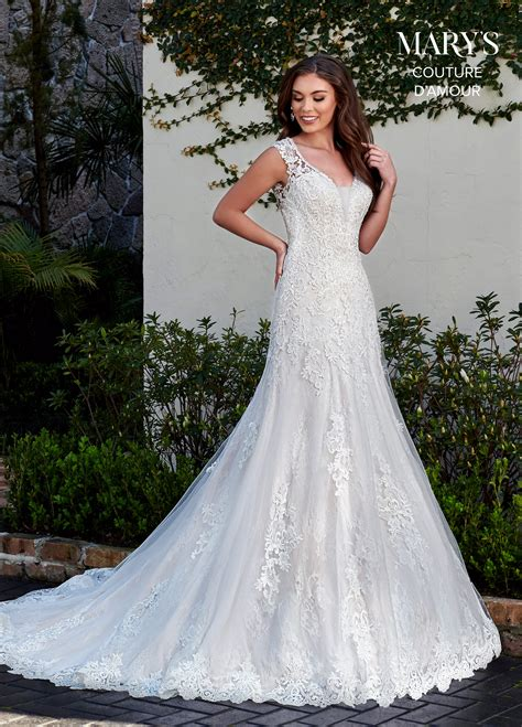 Couture Damour Bridal Dresses   Style - MB4105 in Ivory ...