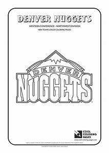 Cool Coloring Pages Nba Teams Logos Coloring Pages Cool