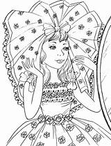 Coloring Bride Pages Princess Library Coloringhome Template sketch template