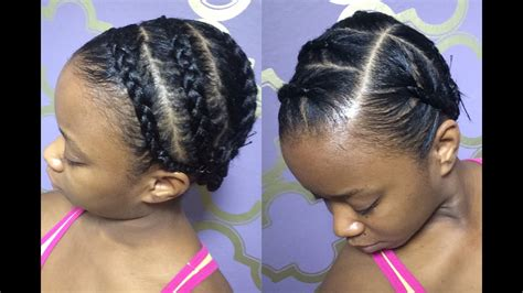 Hairstyles Braids by Protective Braids Wigs Tutorial