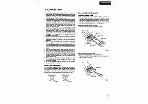 Pioneer Gm 1000 Wiring Diagram