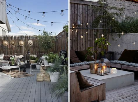 idees deco pour amenager  balcon ou une terrasse