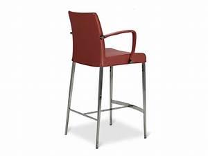 Chaise De Bar Avec Accoudoir : perla chaise avec repose pieds by jori design archirivolto ~ Teatrodelosmanantiales.com Idées de Décoration