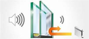 Fenetre Isolation Phonique : double vitrage phonique isolation acoustique performante ~ Preciouscoupons.com Idées de Décoration