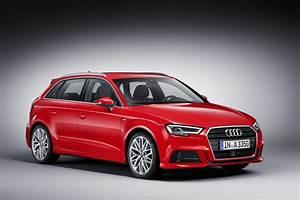 Cote Audi A3 : nouvelle audi a3 2016 un restylage technologique pour l 39 a3 photo 9 l 39 argus ~ Medecine-chirurgie-esthetiques.com Avis de Voitures