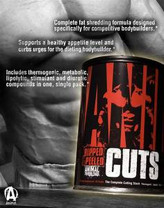 Animal Cuts By Universal Nutrition At Bodybuilding Com