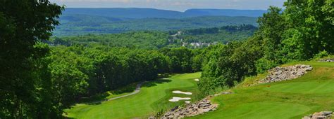 """Country Club of the Poconos Municipal Golf Course 