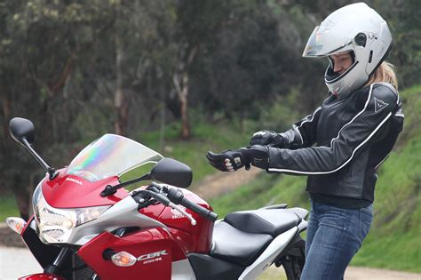 Buying Motorcycle Gear For Women