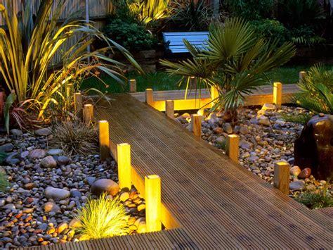 how to choose garden lighting garden lights hgtv