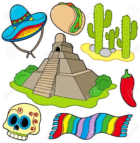 Culture Clipart Mexico Cliparts