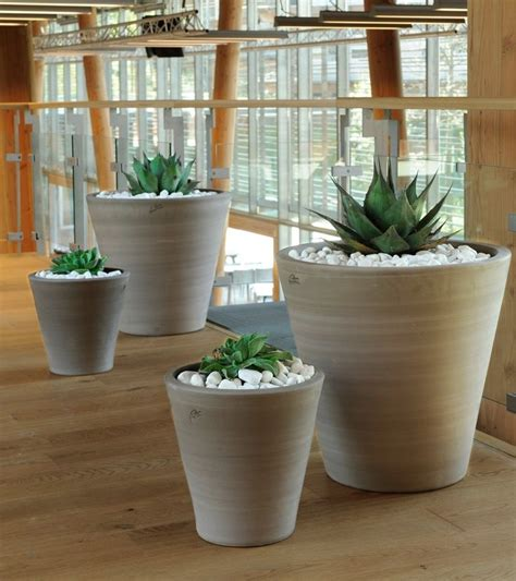 cuvier droit en terre cuite design contemporain poterie