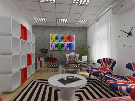 d馗oration bureau design bureau a domiciledecoration bureau idees interieur design de maison