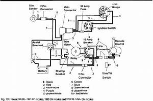 Alternator Wiring Diagram Omc Cobra  U2013 Alternator Wiring