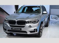 BMW Exposed the Powertrain of the new X5 xDrive40e Plugin