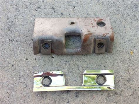 Early Ford Parts by Purchase Early Ford Bronco Liftgate Latch Receiver