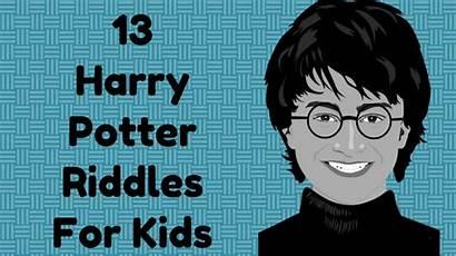Potter Harry Riddles