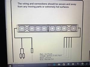 Help With Wiring Up Wetsounds Stealth Ultra 10 Soundbar