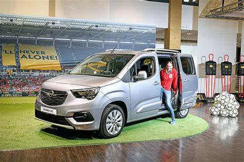 Opel Combo 2018 Preis Bilder Innenraum Test Bilder Autobild De
