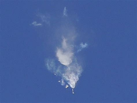 Rocket Headed For International Space Station Fails, Makes