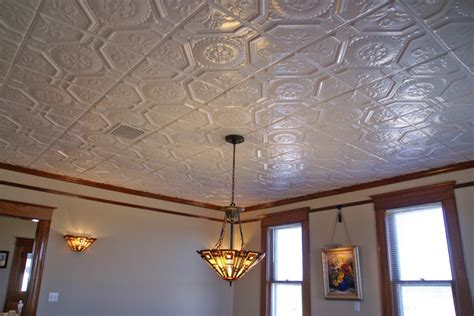 Living Room Ceilings With Tin Tiles  Living Room Tampa