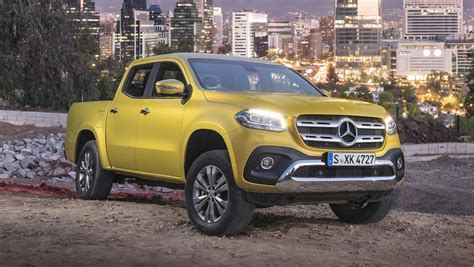 Mercedes-benz X-class 2018 Introduces New Capped-price