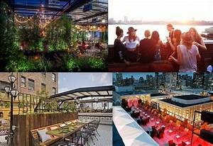 Nyc Rooftop Bars  Our 2014 Guide To The Best Spring Spots