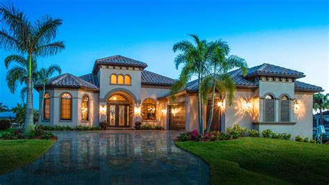 house plans with big windows gargulia construction southwest florida custom home