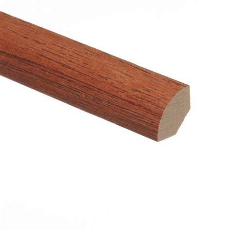 hardwood quarter zamma hickory chestnut 3 4 in thick x 3 4 in wide x 94 in length hardwood quarter round
